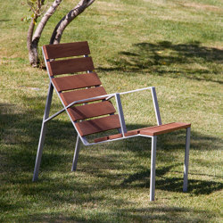 Harpo Lounge Chair | Armchairs | URBIDERMIS SANTA & COLE