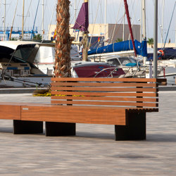Moon Bench | Benches | Urbidermis