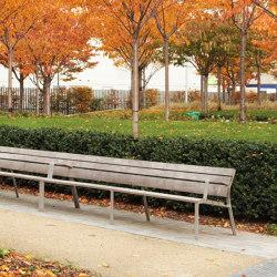 NeoRomántico Liviano Bench | Benches | Urbidermis