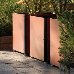 Plaza | Plant pots | urbidermis SANTA & COLE
