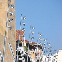 Sara | Street lights | URBIDERMIS SANTA & COLE