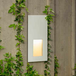Skyline Wall luminaire | Outdoor recessed wall lights | urbidermis SANTA & COLE