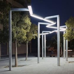 Vía Láctea | Street lights | URBIDERMIS SANTA & COLE