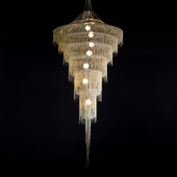 Droplet - 1000 - suspended | Suspended lights | Willowlamp
