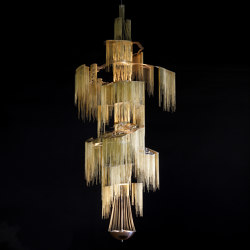 Enchanted Faraway Tree - 8 Tier - 1000 | Suspended lights | Willowlamp