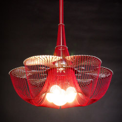 Moonflower - 700 - suspended | Suspended lights | Willowlamp