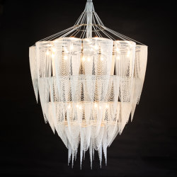 Protea - 1500 - suspended | Suspended lights | Willowlamp
