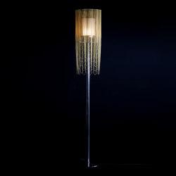 Scalloped Looped 280 Standing Lamp | Lámparas de pie | Willowlamp