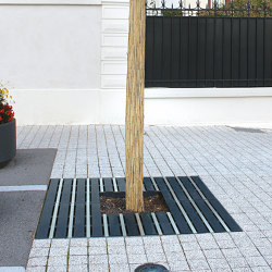 Alliage Tree Grates | Tree grates / Tree grilles | Univers et Cité