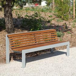 Cinéo Bench | Benches | UNIVERS & CITÉ