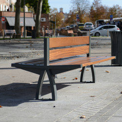 Cléo Bench | Benches | UNIVERS & CITÉ