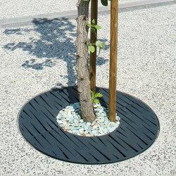 Evolution Tree Grates | Baumscheiben | Univers et Cité