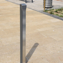 Fusion Post | Bollards | Univers et Cité