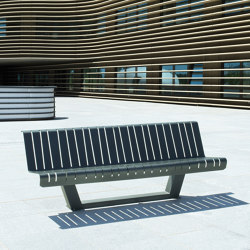Lia Bench | Benches | UNIVERS & CITÉ