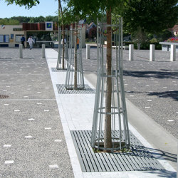 Linéance Tree Guard | Tree guards | UNIVERS & CITÉ