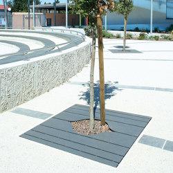 Link Tree Grates | Tree grates / Tree grilles | UNIVERS & CITÉ