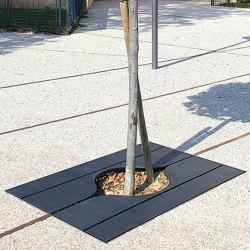 Link Tree Grates | Tree grates / Tree grilles | Univers et Cité