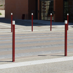 Néo Post | Bollards | Univers et Cité