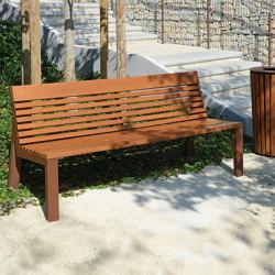 Nuance Bench | Benches | UNIVERS & CITÉ