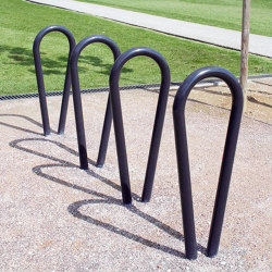 Oméga Bike Rack | Bicycle stands | Univers et Cité