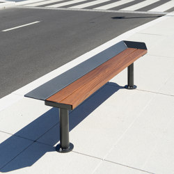 Small Oria Bench seat | Benches | Univers et Cité