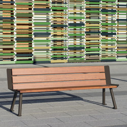 Oria Bench | Benches | UNIVERS & CITÉ