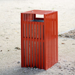Synergie Bin | Waste baskets | UNIVERS & CITÉ