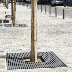 Synergie Tree Grates | Tree grates / Tree grilles | Univers et Cité