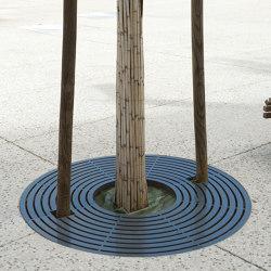 Synergie Tree Grates | Tree grates / Tree grilles | UNIVERS & CITÉ