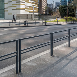 Tiby Barrier | Railings / Balustrades | UNIVERS & CITÉ