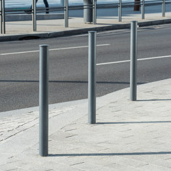 Tiby Post | Bollards | Univers et Cité