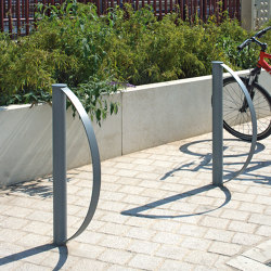 Tiby Bike Rack | Bicycle stands | Univers et Cité