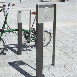 Zéo Bike Rack | Bicycle stands | Univers et Cité