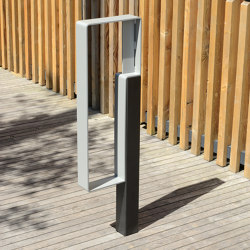 Zéo Bike Rack | Bicycle stands | UNIVERS & CITÉ