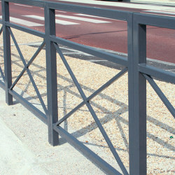 Zéo Barrier | Railings / Balustrades | UNIVERS & CITÉ