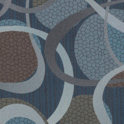 Celebration | Slate Blue | Upholstery fabrics | Morbern Europe