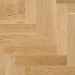 Formpark Quadrato Oak 14 | Wood flooring | Bauwerk Parkett