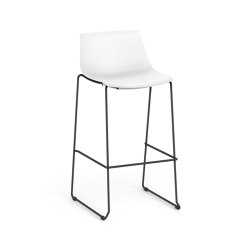 SHUFFLEis1 SU231 | Bar stools | Interstuhl