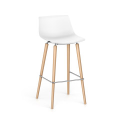 SHUFFLEis1 SU261 | Bar stools | Interstuhl