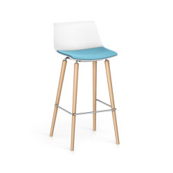 SHUFFLEis1 SU262 | Bar stools | Interstuhl