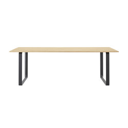 70/70 Table | 225 x 90 cm / 88.5 x 35.5"