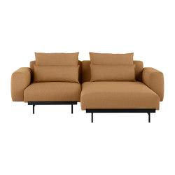 In Situ Modular Sofa  | 2-Seater Configuration 4 | Sofás | Muuto