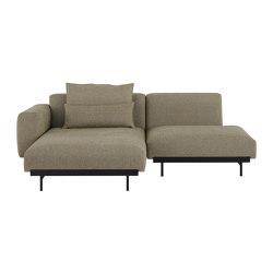 In Situ Modular Sofa    2-Seater Configuration 6   Sofas   Muuto