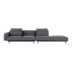 In Situ Modular Sofa  | 4-Seater Configuration 3 | Divani | Muuto