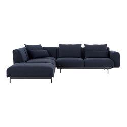 In Situ Modular Sofa  | Corner Configuration 2 | Canapés | Muuto