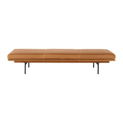 Outline Daybed | Lettini / Lounger | Muuto
