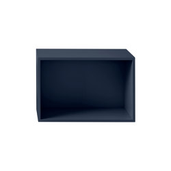 Stacked Storage System | Large With Backboard | Shelving | Muuto