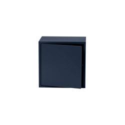 Stacked Storage System | Medium With Door | Shelving | Muuto