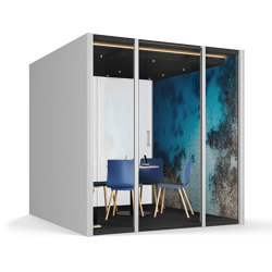 Collaboration Cube | Office Pods | Bosse