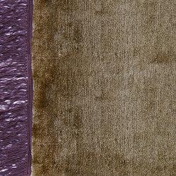 Amber Gold with fringes | Tapis / Tapis de designers | Studio5